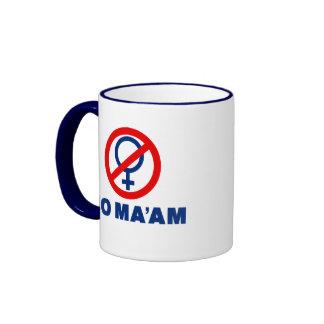 Ninguna señora taza