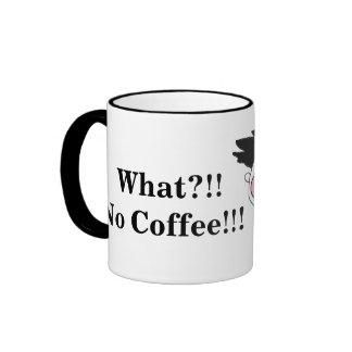 Ninguna taza de café