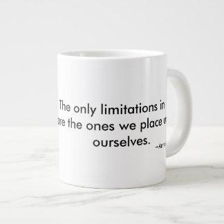 Ninguna taza de las limitaciones