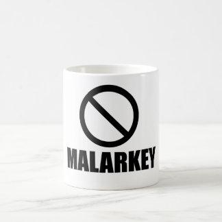 Ninguna taza de Malarkey