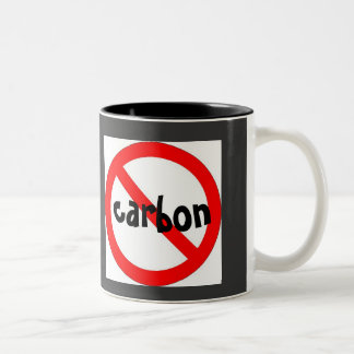 Ninguna TAZA del carbono