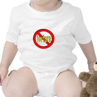 Ninguna tortura trajes de bebé