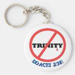 ¡NINGUNA TRINIDAD, HACE 2:38 DE LOS ACTOS! LLAVEROS