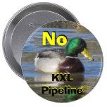 Ninguna tubería de KXL Pins