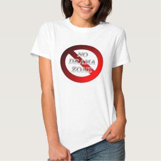 Ninguna zona del drama camisas