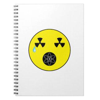 Ningunas armas nucleares cuaderno