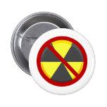 Ningunas armas nucleares pin