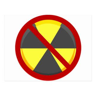 Ningunas armas nucleares postales
