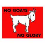 Ningunas cabras ninguna gloria invitaciones personales
