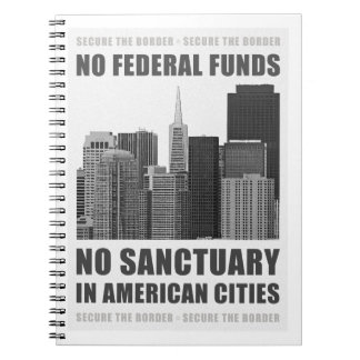 Ningunas ciudades del santuario cuaderno