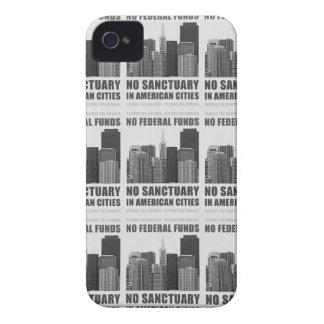 Ningunas ciudades del santuario iPhone 4 fundas