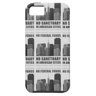 Ningunas ciudades del santuario iPhone 5 funda