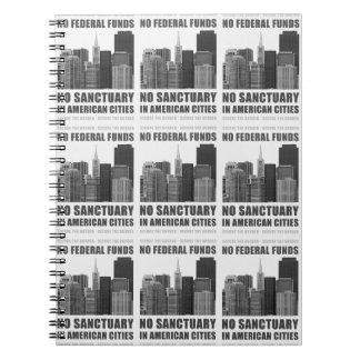 Ningunas ciudades del santuario libretas