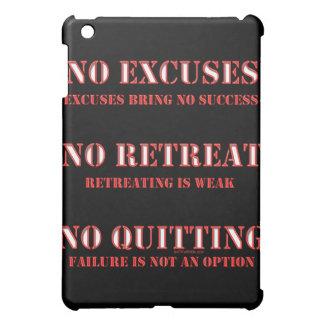 Ningunas excusas