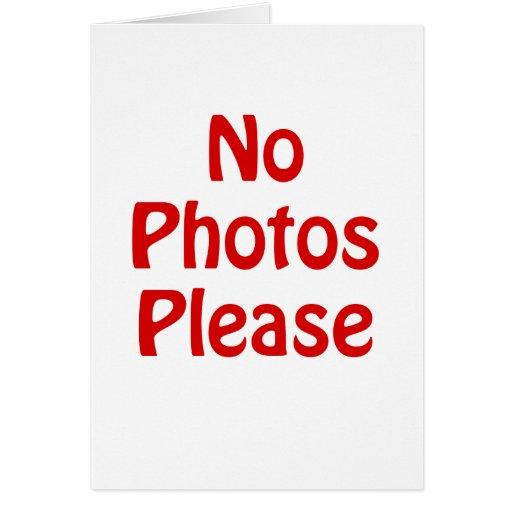 Ningunas fotos satisfacen tarjeton