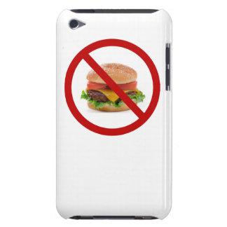 """""""Ningunas hamburguesas"""" diseñan las cajas del Case-Mate iPod Touch Cárcasa"""