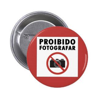 Ningunas imágenes no prohibidas la muestra, el pin redondo 5 cm