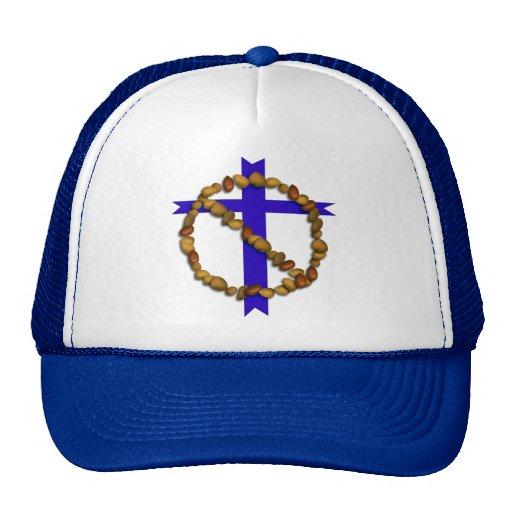 Ningunas nueces cristianas gorra
