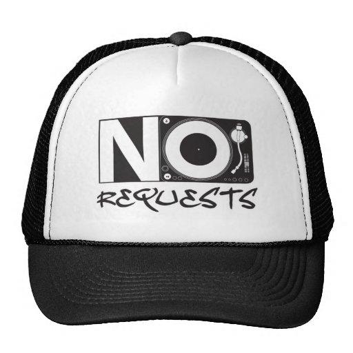 Ningunas peticiones - música del disc jockey de DJ Gorras De Camionero