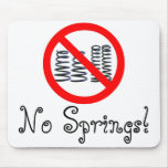 ¡Ningunas primaveras! Tapetes De Raton