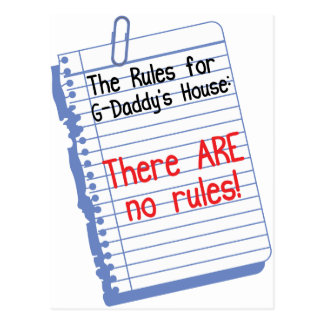 Ningunas reglas en los G-Papás Postal