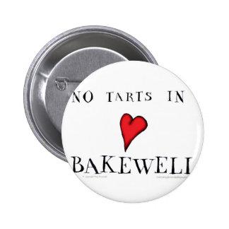ningunas tartas en bakewell, fernandes tony pin redondo de 2 pulgadas