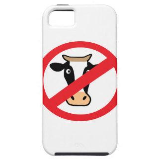 Ningunas vacas iPhone 5 Case-Mate cárcasa