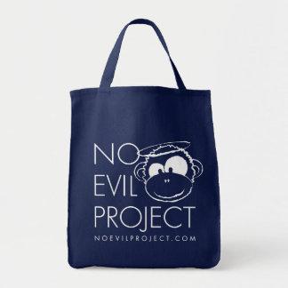 Ningunos bolsos del proyecto del mal - oscuridad bolsas de mano