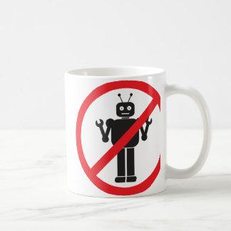Ningunos Bots no prohibidos la taza