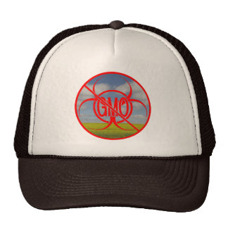 Ningunos casquillos orgánicos de los gorras del ca