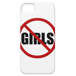 Ningunos chicas no prohibidos el caso del iPhone 5 iPhone 5 Carcasa