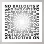 Ningunos desalojos urgentes posters
