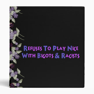 Ningunos fanáticos ningunos racistas