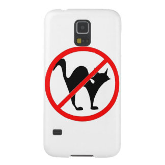 ¡Ningunos gatos?! Funda Para Galaxy S5