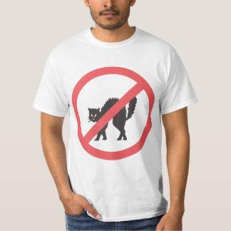 ¡Ningunos gatos! Playera