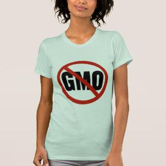 NINGUNOS GMOs Anti-GMO Playeras