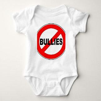 ningunos matones body para bebé