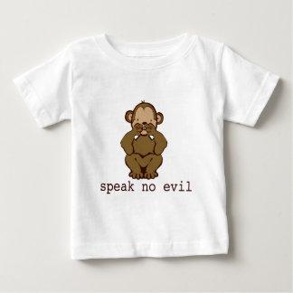 Ningunos monos del mal polera