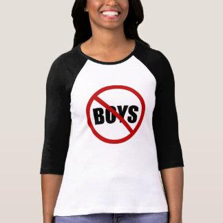 Ningunos muchachos permitieron la camisa de Icon