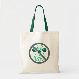 Ningunos payasos - verde caqui bolsas