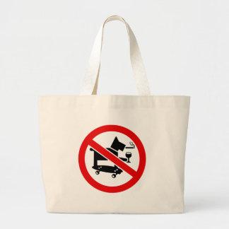 Ningunos perros impresionantes bolsa