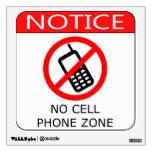 Ningunos teléfonos celulares