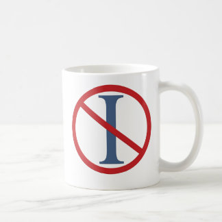 Ningunos titulares - taza de café