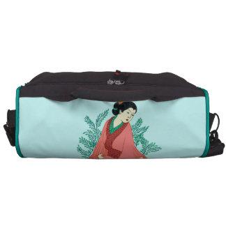 Ningyo Laptop Messenger Bag