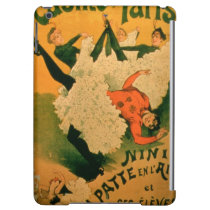 'Nini Patte En L'Air And Her Students' at the Casi Cover For iPad Air