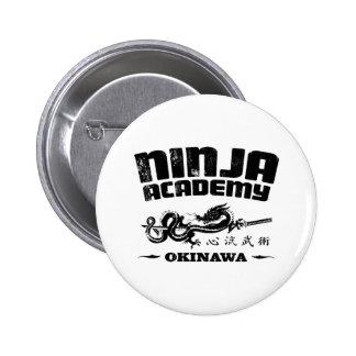 Ninja Academy Okinawa Kill Bill Pin