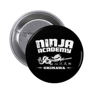 Ninja Academy Okinawa Kill Bill Buttons