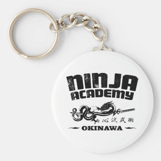 Ninja Academy Okinawa Kill Bill Key Chain