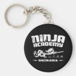 Ninja Academy Okinawa Kill Bill Key Chains