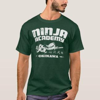 Ninja Academy Okinawa Kill Bill T-Shirt